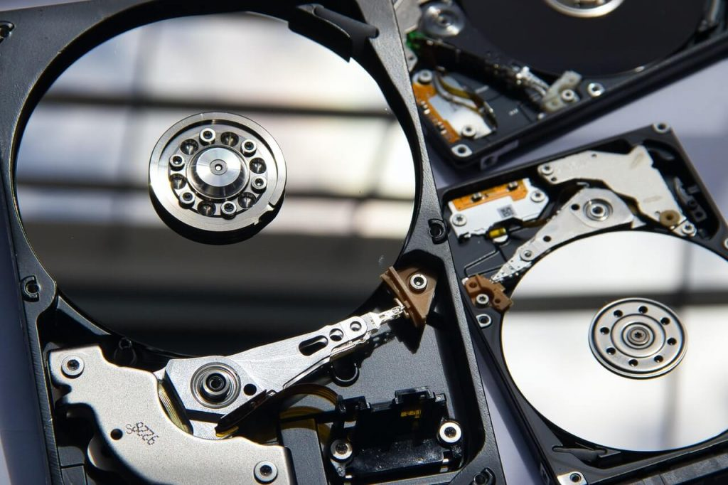 Hard Drives for Chia