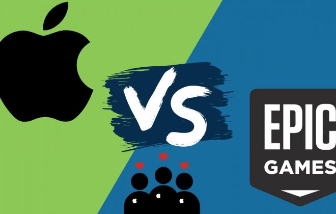 Apple VS Epic Games - Devs Win